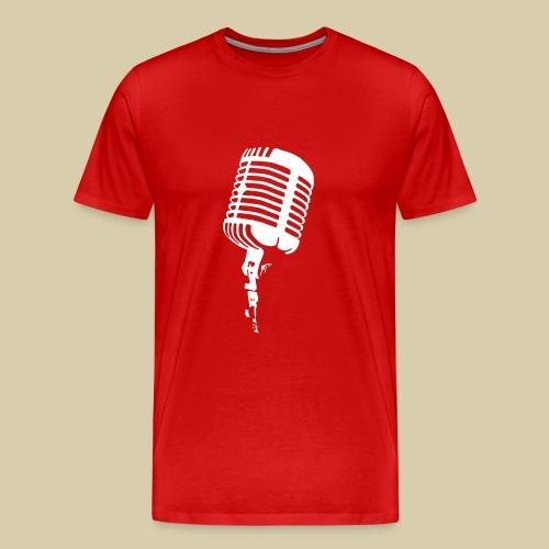 Mic - Men's Premium T-Shirt