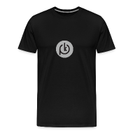 T-Shirts ~ Men's Premium T-Shirt ~ Kernel Panic Logo Tshirt