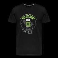T-Shirts ~ Men's Premium T-Shirt ~ Spam That Q Button
