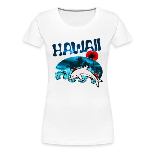 NEW COCOON - Women's Premium T-Shirt