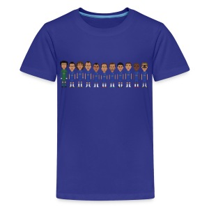 Kids T-Shirt - Blues 2013 - Kids' Premium T-Shirt