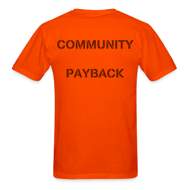 Community Payback (60% transparency)