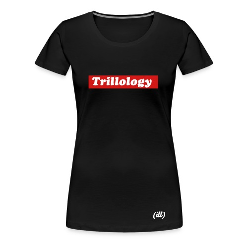 Red Box Trillology Men's Tri-Blend Vintage T-Shirt - Women's Premium T-Shirt