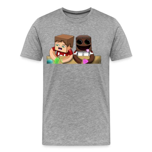 Chilled Loves Ze (Heavy T-shirt)