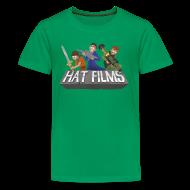 Kids' Shirts ~ Kids' Premium T-Shirt ~ Hat Films - Locked n Loaded Kids T-Shirt