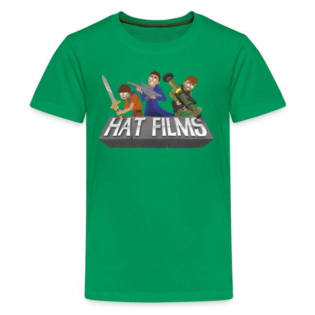 Hat Films - Locked n Loaded Kids T-Shirt
