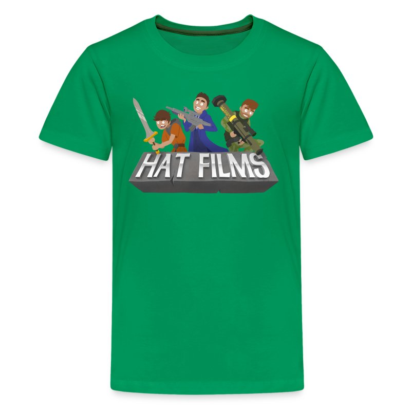 Hat Films - Locked n Loaded Kids T-Shirt - Kids' Premium T-Shirt