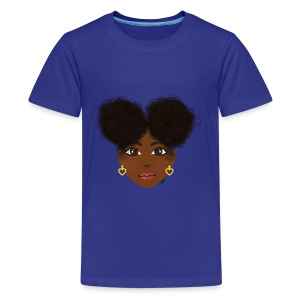 Natural Puffs  - Kids' Premium T-Shirt