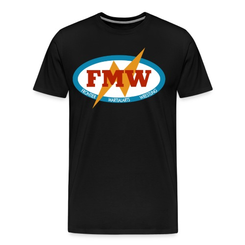 FMW black - Men's Premium T-Shirt