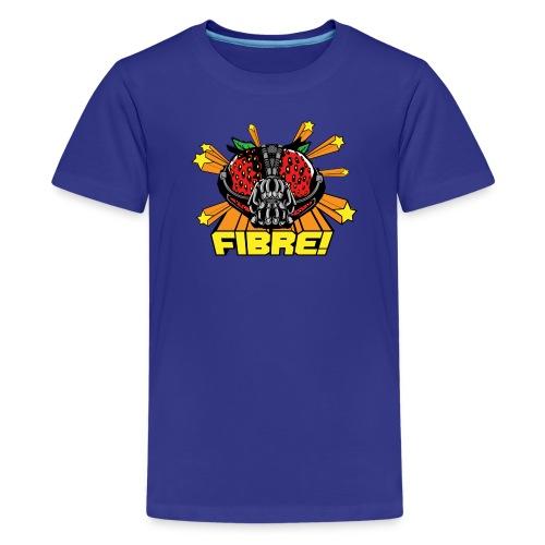 Kids FIBRE! - Kids' Premium T-Shirt