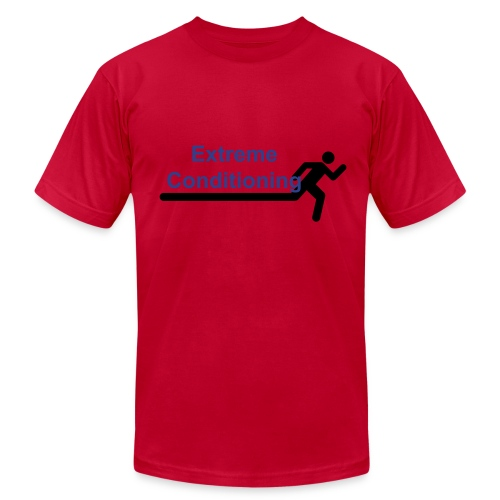 Extreme Conditioning - Men's  Jersey T-Shirt