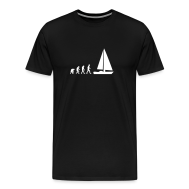 sailing evolution T-Shirts