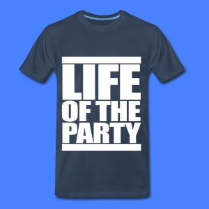 Life of the Party T-Shirts - Men's Premium T-Shirt