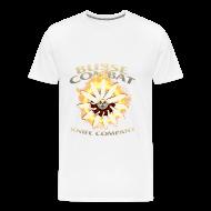 T-Shirts ~ Men's Premium T-Shirt ~ Busse Fire Ring Big Boy Tee