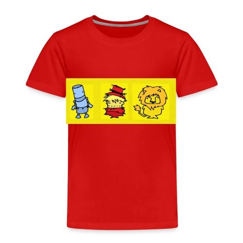Oz trio toddler tee - Toddler Premium T-Shirt