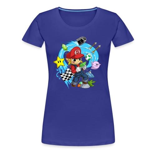 Women's Shirt. - Women's Premium T-Shirt