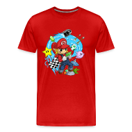 T-Shirts ~ Men's Premium T-Shirt ~ Men's Shirt.