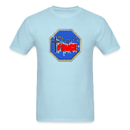 T-Shirts ~ Men's T-Shirt ~ Workaholics The Lord's Force