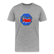 T-Shirts ~ Men's Premium T-Shirt ~ Workaholics The Lord's Force
