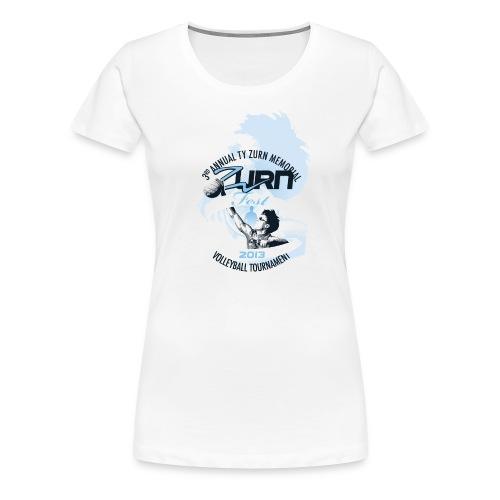 Women's Fitted T - 2013 - Women's Premium T-Shirt
