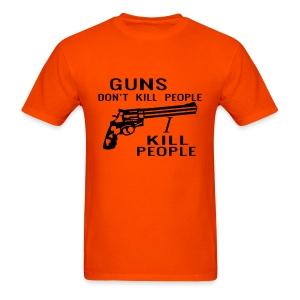 Guns Don't Kill | Happy Gilmore 1996 - Men's T-Shirt