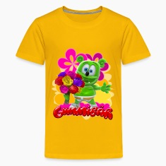 Gummibär Flowers Kid's T-