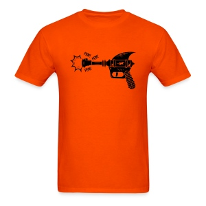 Pew Pew (black) - Men's T-Shirt