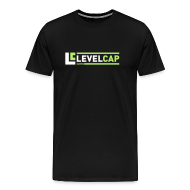 T-Shirts ~ Men's Premium T-Shirt ~ LevelCap Pro Gaming Shirt