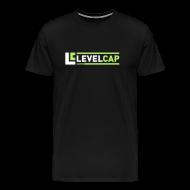 T-Shirts ~ Men's Premium T-Shirt ~ LevelCap Pro Gaming Shirt