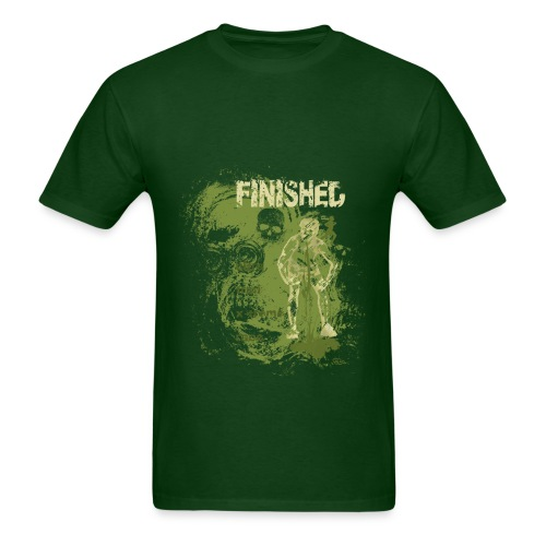 I'M FINISHED - Men's T-Shirt