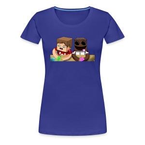 Chilled Loves Ze  - Women's Premium T-Shirt