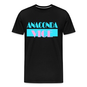 Anaconda Vice (Men, 3XL-4XL) - Men's Premium T-Shirt