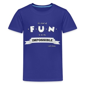 Kid's Impossible - Kids' Premium T-Shirt