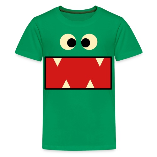 Boys Monster  - Kids' Premium T-Shirt