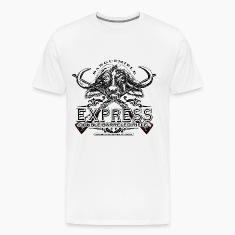 buffalo_express_rifle T-Shirts