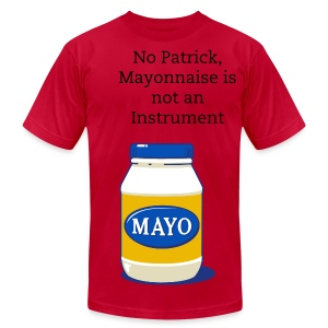 Is Mayonnaise an Instrument? - Men's Fine Jersey T-Shirt
