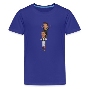 Kids T-Shirt - 203 goals celebration - Kids' Premium T-Shirt