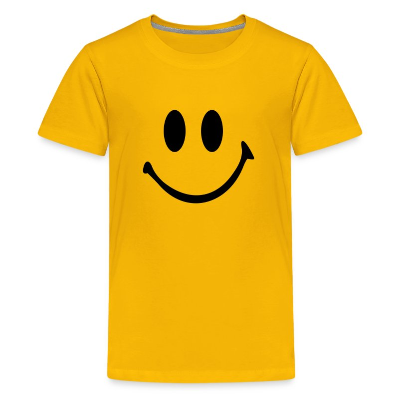 smiley kids 39 shirts kids 39 premium t shirt. Black Bedroom Furniture Sets. Home Design Ideas