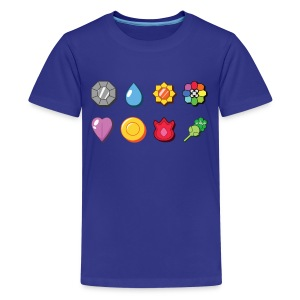 Kid's Badges - Kids' Premium T-Shirt