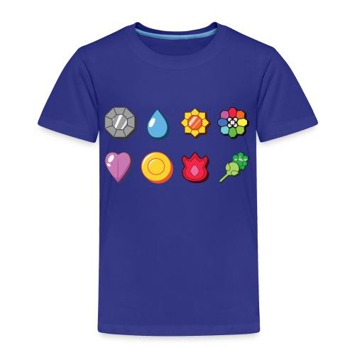 Toddler Badges - Toddler Premium T-Shirt