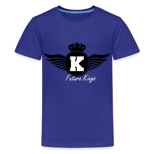Future Kings Kids Tee - Kids' Premium T-Shirt