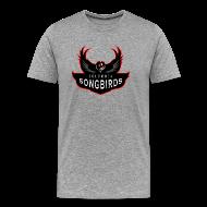 T-Shirts ~ Men's Premium T-Shirt ~ Bioshock Infinite Columbia Songbirds Team Logo