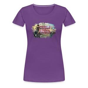 Beasting & Feasting (F) - Women's Premium T-Shirt