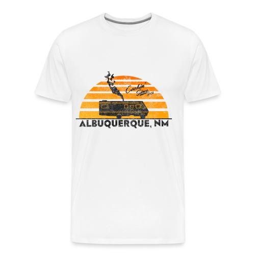 Breaking Bad - Albuquerque - Men's Premium T-Shirt