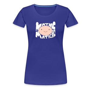 Women's Mathematical - Women's Premium T-Shirt