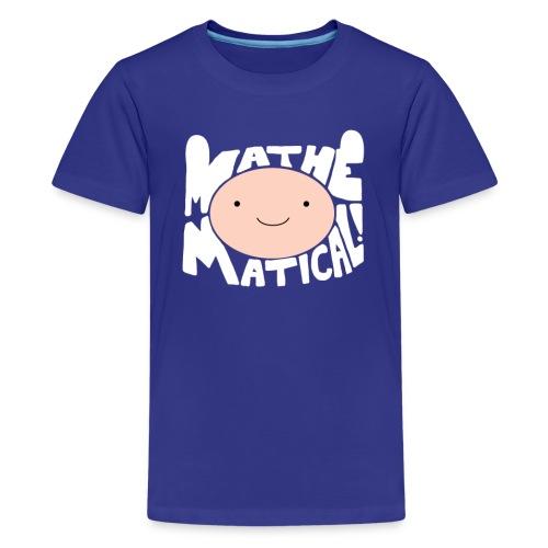 Kid's Mathematical - Kids' Premium T-Shirt