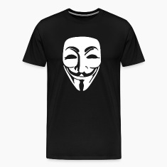 Anonymous mask