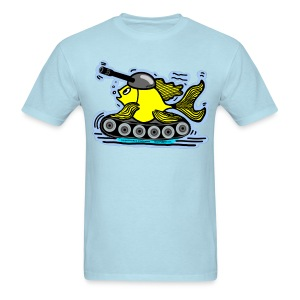 Kids Fishtank - Men's T-Shirt