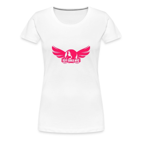 Flyy Girls NYC Short Sleeve T-shirt - Women's Premium T-Shirt