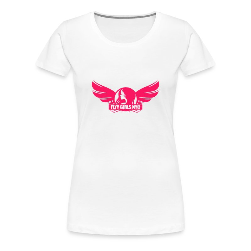 Flyy Girls NYC Short Sleeve T-shirt - Women's Premium T-Shirt